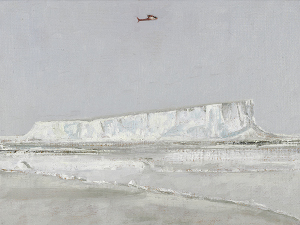John Kelly: Antarctica paintings