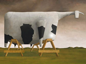 John Kelly: Dobell's Cows